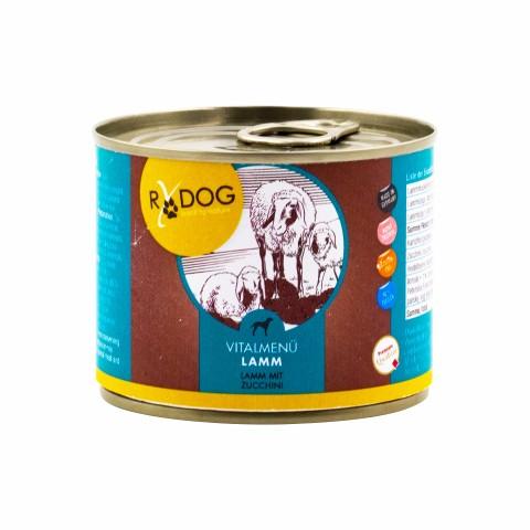RyDog Vitalmenü Lamm neu 200g (6 Piece)